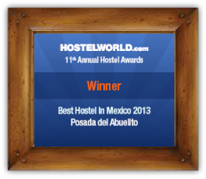 hostelworld award 2013